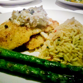 King Sole with Jumbo Lump Crab Meat - Grand Concourse, Pittsburgh, PA