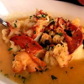 Lobster Mashed Potatoes - Mastro's Ocean Club - Las Vegas, Las Vegas, NV