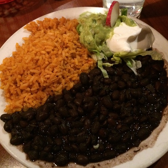 Rice and Beans - Guadalajara Original Grill, Tucson, AZ