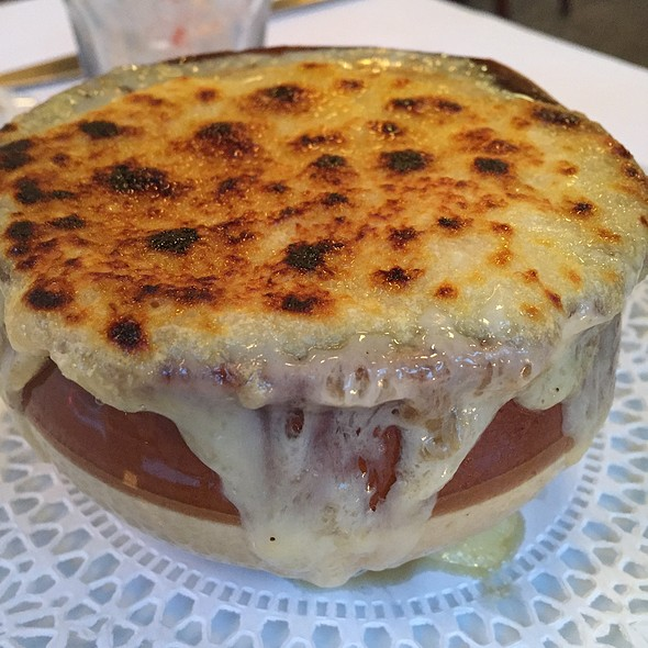 French Onion Soup - Felix, New York, NY