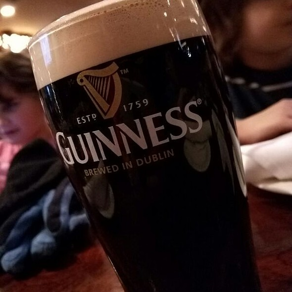 Guinness - Connolly's Pub and Restaurant - 45th, New York, NY