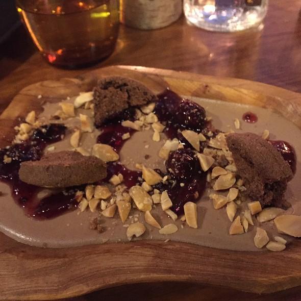 Chocolate Peanut Butter Custard - Petruce Et Al, Philadelphia, PA