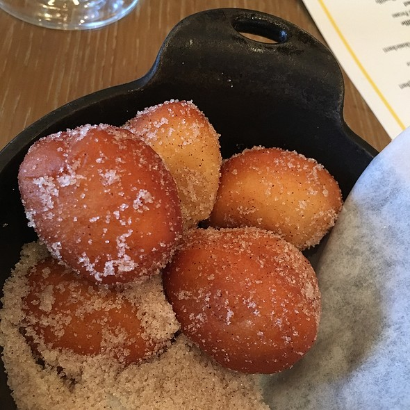 Beignets - Edge, Steak + Bar, Miami, FL