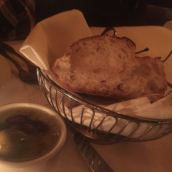 Bread And Olive Oil - Lavagna, New York, NY