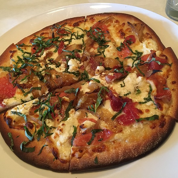 Prosciutto And Four Cheese Pizza - North Star American Bistro-Brookfield, Brookfield, WI