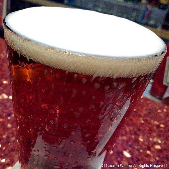 Fat Tire Draft - America Restaurant - NYNY Hotel and Casino, Las Vegas, NV
