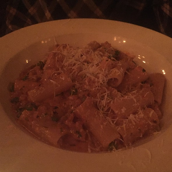 Rigatoni W Sweet Fennel & Spicy Sausage - Lavagna, New York, NY