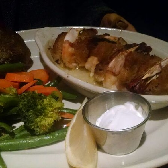 Baked Stuffed Shrimp - East Bay Grille, Plymouth, MA