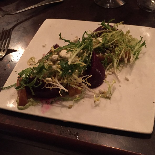 Roasted Beet Salad - Zocca, San Antonio, TX
