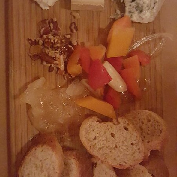 Cheese Board - Cafe Malta, Austin, TX