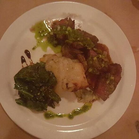 Bistro Steak - Cafe Malta, Austin, TX