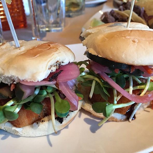 Pork Belly Sliders - SoDo, Reno, NV