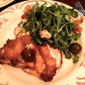 Baked Amish Chicken - Mangiamo! Grand Rapids, Grand Rapids, MI