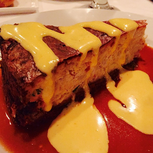 Crabmeat Cheesecake - Ruffino's, Baton Rouge, LA