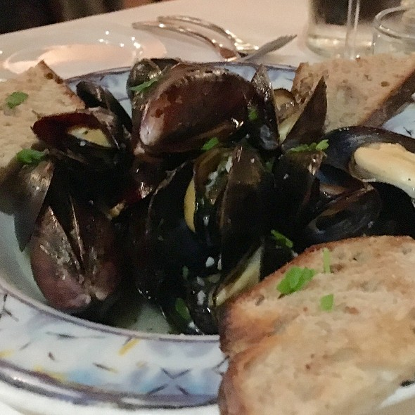 Mussels - Paradiso, San Leandro, CA