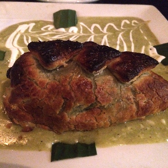 Chile Relleno Pie - Taco Rosa - Irvine, Irvine, CA