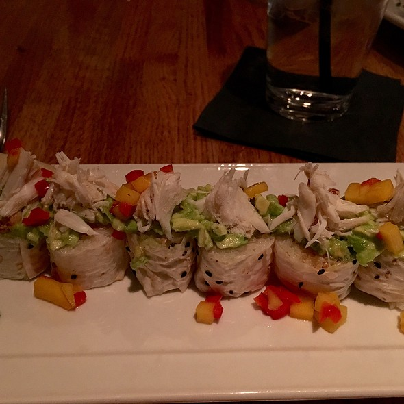 Sunshine Roll - Pacific Table, Fort Worth, TX