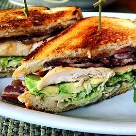 Chicken BLT - Cafeteria Boston, Boston, MA