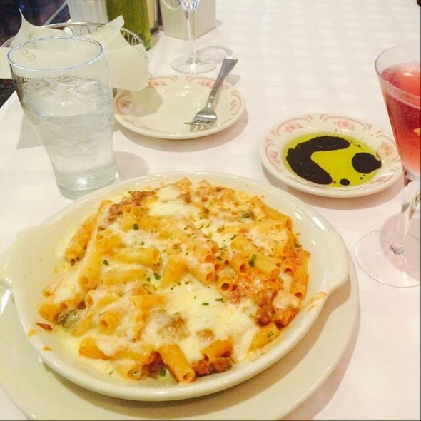 Baked Pasta - Maggiano's - Willow Bend, Plano, TX