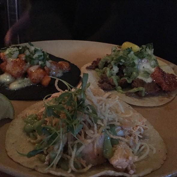 street tacos - Machete Tequila + Tacos, Denver, CO