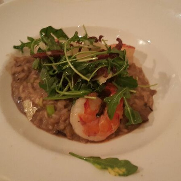 Wild Mushrooms Risotto - The Capital Grille - King of Prussia, King of Prussia, PA
