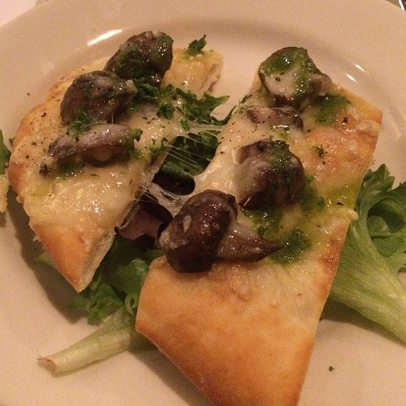 Wild Mushroom Flatbread - The Washington House - Pennsylvania, Sellersville, PA