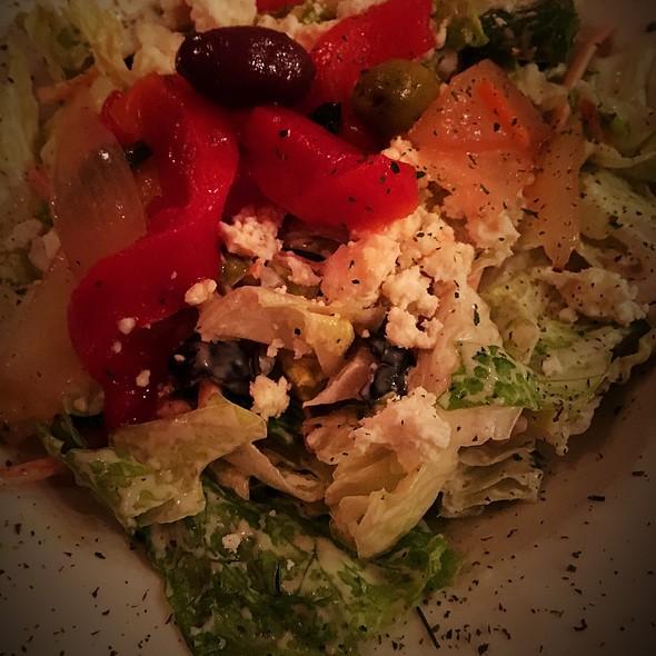 Enza's Salad - Enza's Italian Restaurant, Jacksonville, FL