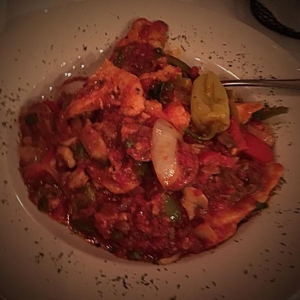 Chicken Alla Enza - Enza's Italian Restaurant, Jacksonville, FL