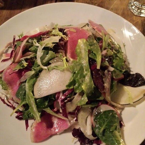 Mixed Green Salad - The Southern, Chicago, IL