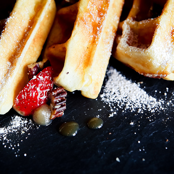 Waffles - Midtown Grille, Raleigh, NC