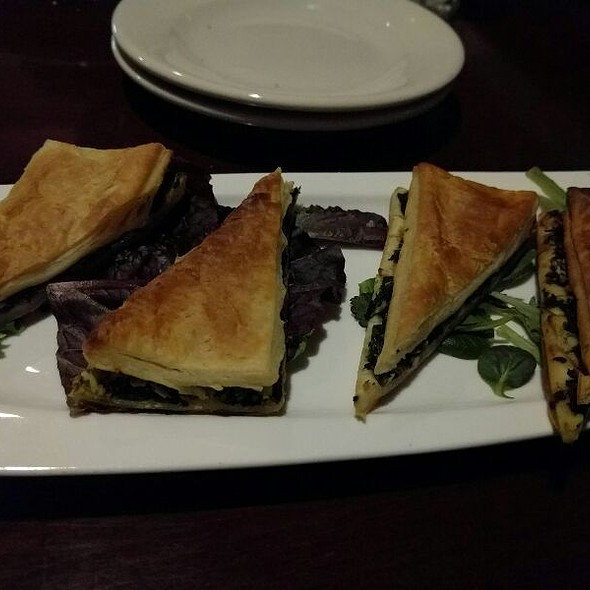 Spanakopita - SOMA Restaurant & Bar, San Francisco, CA