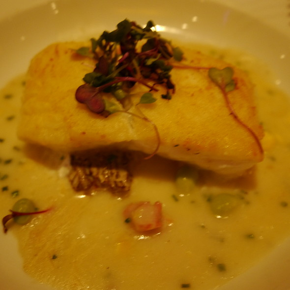Halibut Filet - Wildfish Seafood Grille - Newport Beach, Newport Beach, CA