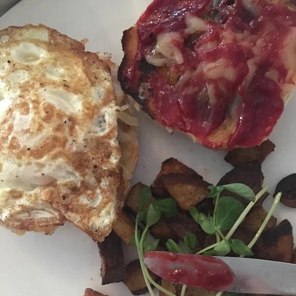 Breakfast Sandwich - Local 188, Portland, ME