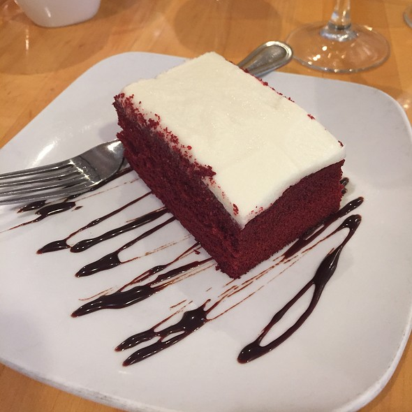 Red Velvet Cake - M Street Bar & Grill, Washington, DC
