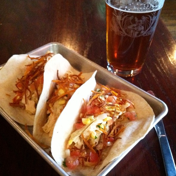 Blue Catfish Tacos - Alewife, Baltimore, MD