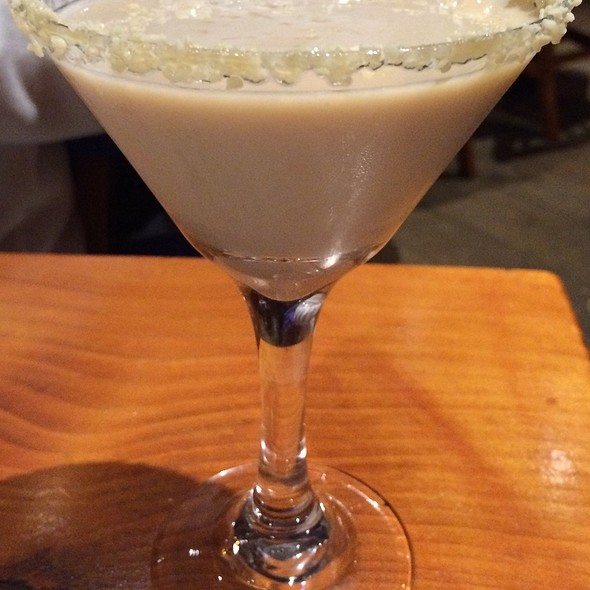 Drunken Almond Martini - Table 24, Rutland, VT