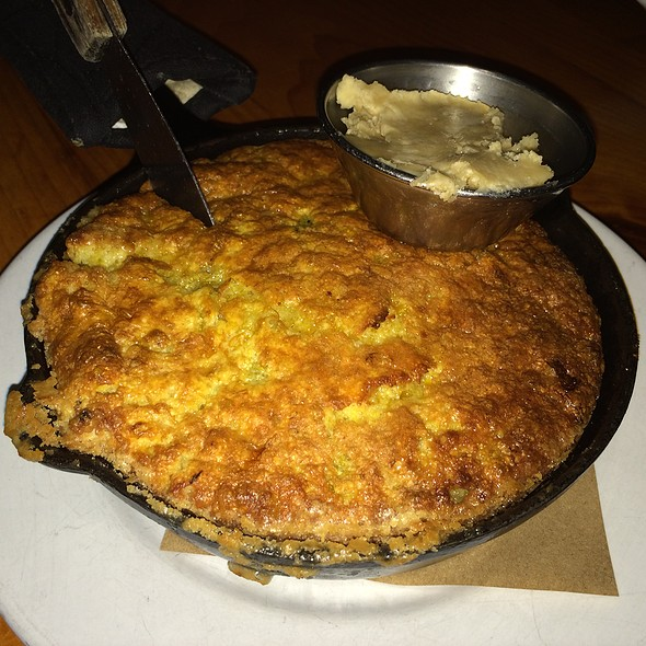 Skillet Cornbread  - Table 24, Rutland, VT