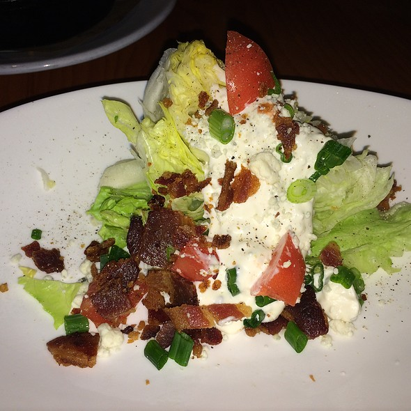 Wedge Salad (1/2 portion) - Table 24, Rutland, VT