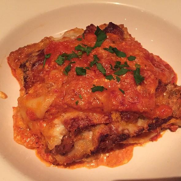 lasagna - Bacco Ristorante, San Francisco, CA