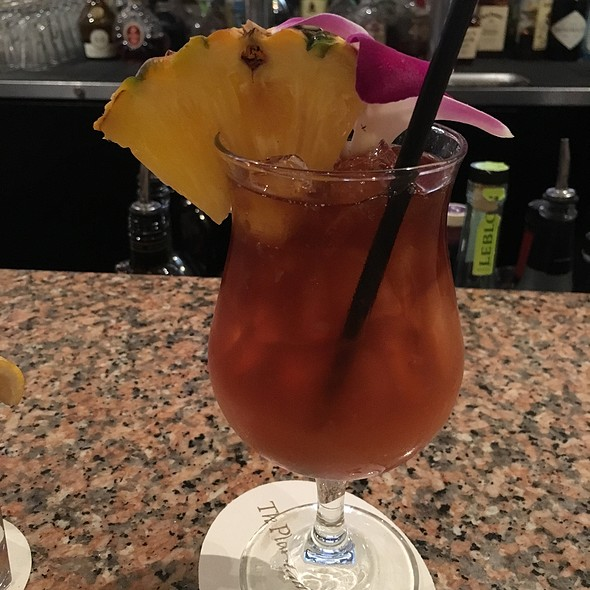 Mai Tai - The Plantation House Restaurant, Kapalua, HI