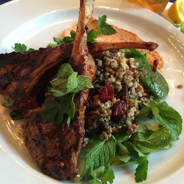 Lamb Special - Cappy's Restaurant, San Antonio, TX