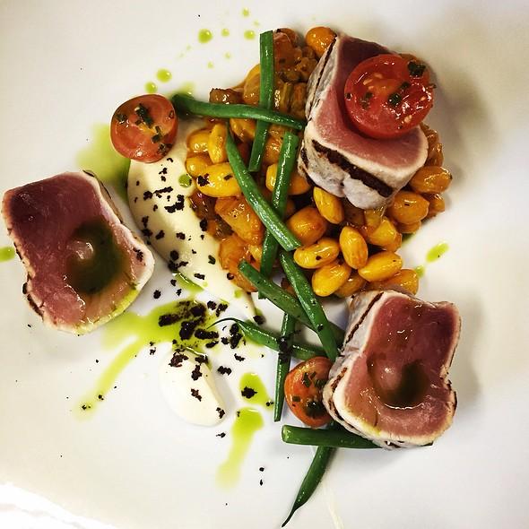 Albacore Tuna - Hart House Restaurant, Burnaby, BC
