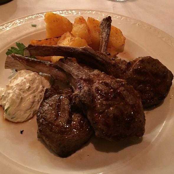 Lamb Chops - Estia - Philadelphia, Philadelphia, PA