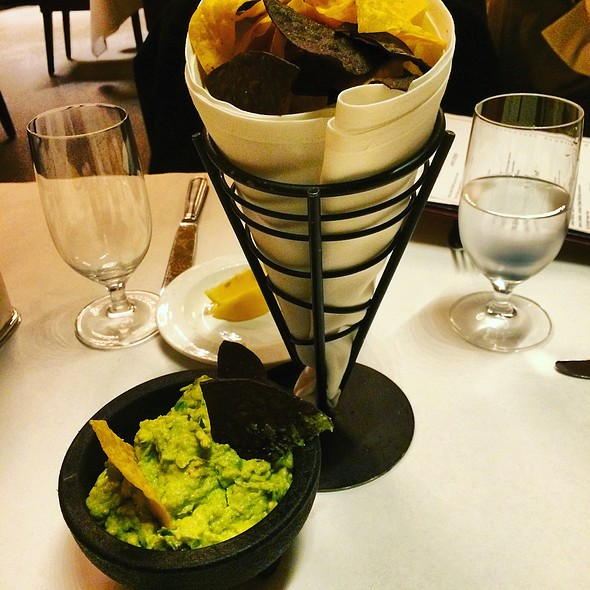 Guacamole and Chips - Michael Jordan's The Steak House N.Y.C., New York, NY