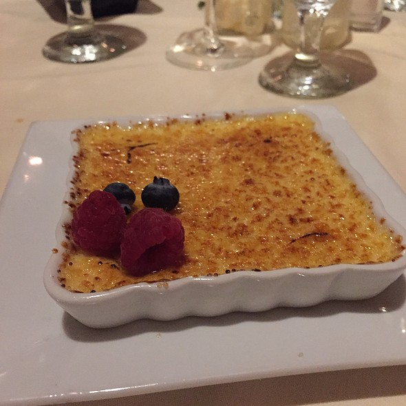 Creme Brulee - The Gables at Chadds Ford, Chadds Ford, PA