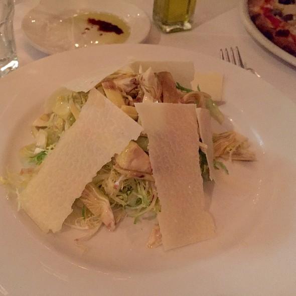 Artichokes salad - Sor Tino, Los Angeles, CA
