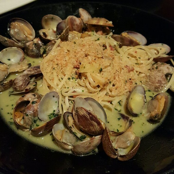 Stan The Man's Killer Clam Linguine  - Pacific Grill, Tacoma, WA