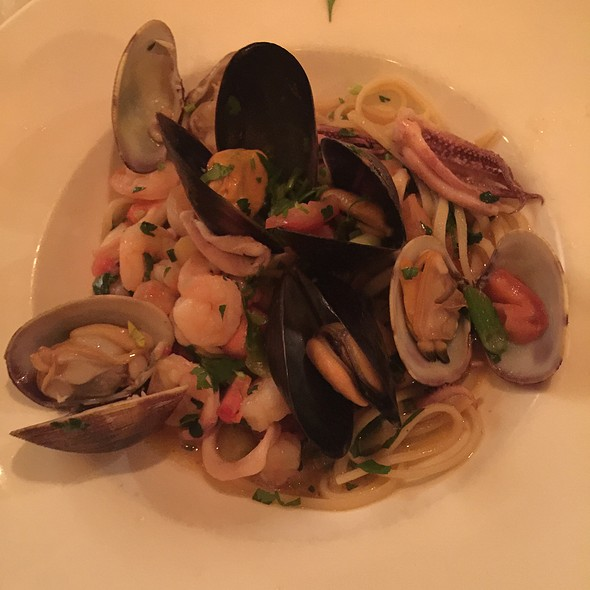 Seafood Pasta - Cibo Ristorante Italiano, Monterey, CA
