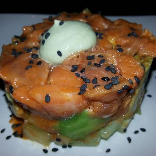 Salmon Tartare With Sriracha Soy - Cafe 501 - Classen Curve, Oklahoma City, OK