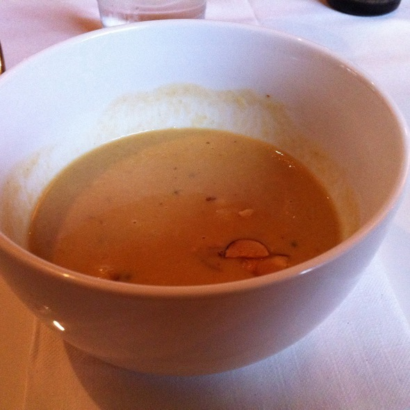 Spicy Cauliflower Butterscotch Soup - Franck's, Salt Lake City, UT